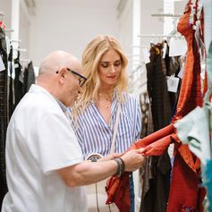 Love at first sight: Chiara Ferragni and Tod's working together on an exclusive Tod's Diodon Bag. Available from July on tods.com and in select boutiques. More to come! #ChiaraLovesTods #Tods #GomminoBag #TodsQuality