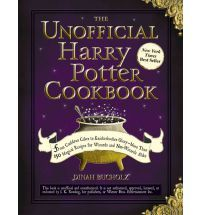 Harry Potter Cookbook, what's not to like?