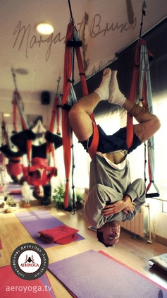 Aerial Yogam, Aerial Yoga for teachers www.aerialyoga.tv yogacreativo.com: (AeroPilates®) Pilates Aéreo: Ponerse en Forma Volando #aerialyoga #aeroyoga #aero #yoga #pilates #aerial #swing #anti #free #gravity #gravedad #training #suspension #rafaelmartinez #columpio #hamac #fly #flying #acro #acrobatic #fitness #gym #health #wellness #bienestar #bienetre #iogaaeri #circus #circo #trapeze #trapecio