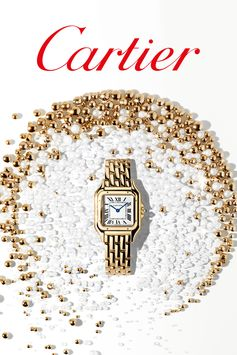 For an infinitely memorable moment. Enter a world of extraordinary gifts. #CelebratewithCartier #PanthèredeCartier