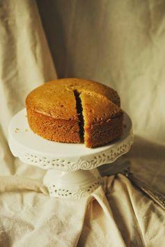 Rustic Peach: malaysian cake