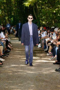 Balenciaga Men Spring Summer 18  Look 14