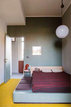 다채로운 컬러로 완성한 감각적인 20평대 아파트 인테리어 : 네이버 포스트