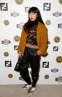 Mimi Xu at the FF Reloaded Experience in London.