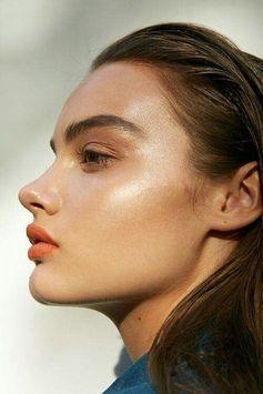 glow makeup natural makeup eyebrows