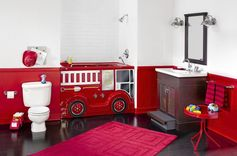 Child's bathroom: Whimsical, practical choices