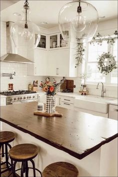 80+ awesome rustic farmhouse kitchen ideas to make cooking more fun and have good mood 22 | smart design