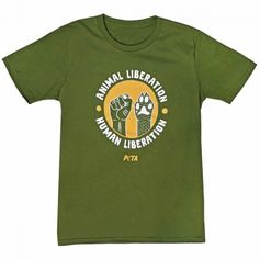 Animal/Human Liberation T-Shirt