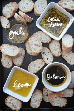 Some great tips on creating an Antipasti Platter - use the Tuscan Dipping seasoning blend from JM Thomason for an Italian dipping oil made easy!