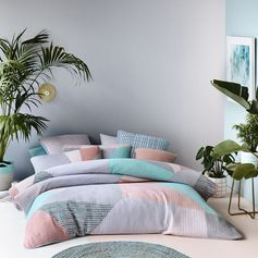 Home Republic Natsumi Bedlinen - Bedroom Quilt Covers & Coverlets - Adairs online