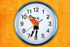 Running on Summer Time - Keep the kids on schedule by turning their photo into the arms of a clock. You can print your photo on the KODAK Picture Kiosk or the KODAK MOMENTS Apps.