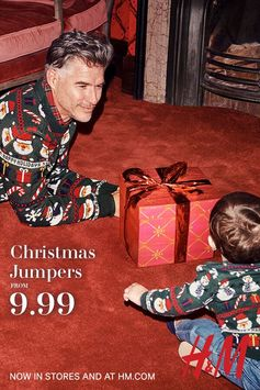 It's Christmas jumper season, and we've got something for everyone. Get one for yourself, or gift it to someone special in true Christmas spirit! Now available in store and at hm.com