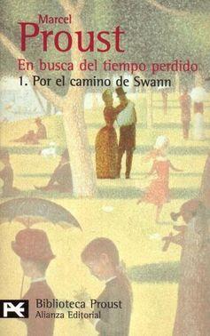 En busca del tiempo perdido- Marcel Proust.       Por el camino de Swann (1913)      A la sombra de las muchachas en flor (1919)      El mundo de Guermantes I y II (1921–1922)      Sodoma y Gomorra I y II (1922–1923)      La prisionera (póstuma, 1925)      La fugitiva (póstuma, 1927)      El tiempo recobrado (póstuma 1927)  #librodeverano  http://www.casadellibro.com/libro-en-busca-del-tiempo-perdido-vol-1-por-la-parte-de-swann/9788426412904/708021#modSipnosis