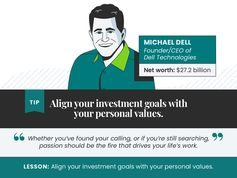 A Collection of the Best Advanced Investment Tips From Billionaires. Â¿Quieres certificarte en PNL? Hazlo...