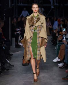 Look 94 from Tempest, #RiccardoTisci's #Burberry Autumn/Winter 2019 show
