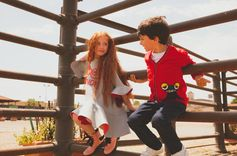 Fendi Kids in Mia Le Journal by Federica Trotta Mureau photography Danilo Falà styling Giorgia Montesi and Alice Arezzini