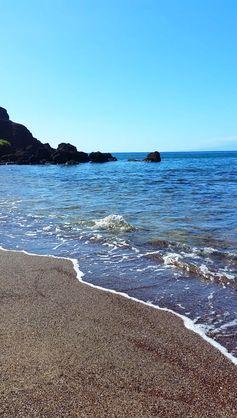 Oneuli Beach PICS a kind of black sand beach in South Maui 🌴 Hawaii travel blog | Flashpacking America