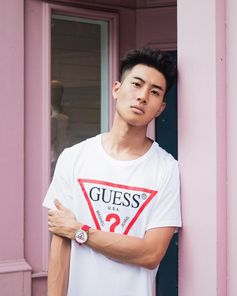 """Jeffrey Chang (@jeffreychang) on Instagram: """"JEFFREAKS! I'm so excited to announce I'm the new ambassador for @GUESSwatches 😍 I'm going to…"""""""