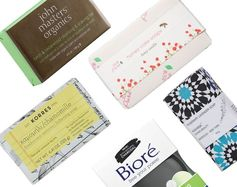These bar soaps are anything but ordinary. Along with having their typical cleansing purposes, they work on various levels to leave your skin healthier and fresher.