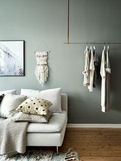 Un appartement suédois aux couleurs de la mer - PLANETE DECO a homes world
