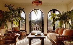 Design meuble colonial meuble bois exotique