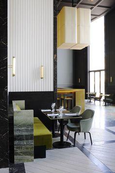 MONSIUER BLEU: Palais de Tokyo's new venue by Joseph Dirand