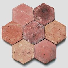 Terracotta Tile by Clé