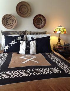african themed bedroom eclectic bedroom