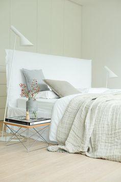 Für ein gemütliches Schlafzimmer | SoLebIch.de #interior #dekoration…