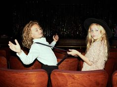 ZARA EDITORIAL.  Magic party for kids