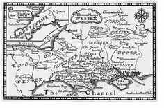 Hardy's Wessex - a map