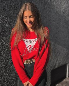 Share the #LoveGUESS ❤️ Be sure to tag us @guess + #LoveGUESS for a chance to be featured like #GUESSBabe @sarah.anca