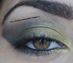 Diario di una make up addict: PaciugoPedia 2.0 #4: Green Make up