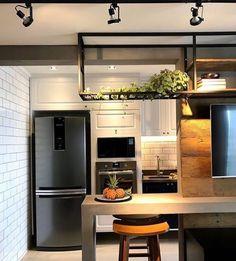 - parede tijolinho branco cozinha