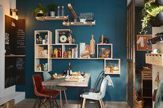 48h pour relooker vos cuisine à la sauce bistronomique ! #leroymerlin #makeover #homedecor #diy