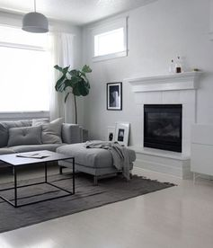 36 Ways to Decorate Your Living Room Like a Complete Minimalist | StyleCaster