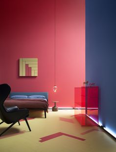 Bed-Red-Blue_beppe brancato |- Photographer milan - london