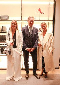 Celine Aagaard, Stephan Born and Janka Polliani