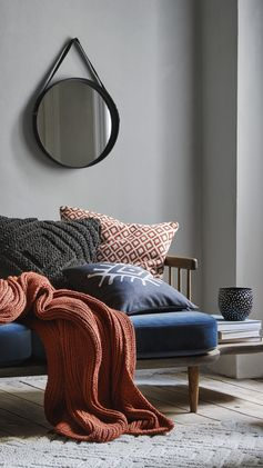 Style savvy, nordic natural or tastefully elegant — get inspired by three living rooms that truly reflect personality and style. | H&M Home