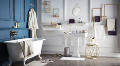 Noël Barocco / Ma salle de bain