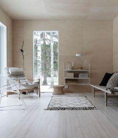 Le bois investit désormais les murs de nos intérieurs, pour une atmosphère chaleureuse.