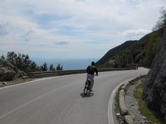 Descending to Ravello