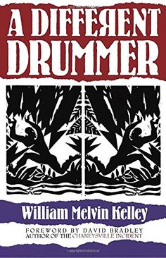 A Different Drummer by William M. Kelley https://www.amazon.com/dp/0385413904/ref=cm_sw_r_pi_dp_U_x_diK4AbWR36SEW