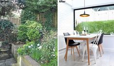 Before & After – A House Extension Makes Room For A New Dining Room, Kitchen, Bedroom, And Bathroom