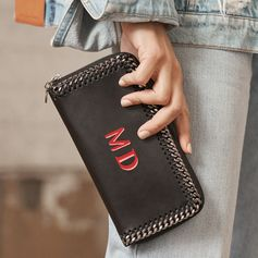 Make it personal ❤️ Monogram accessories for yourself or someone special this Valentine's with our personalisation service.   #StellaMcCartney #ValentinesDay