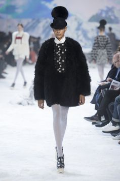 Moncler Gamme Rouge Fall-Winter 2016/17 Show #monclergammerouge