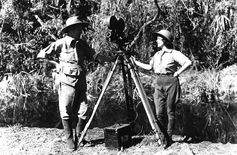 Martin and Osa with one of their cameras