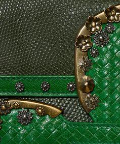 Bottega Veneta 50th Anniversary Collection Rialtina Bag Detail