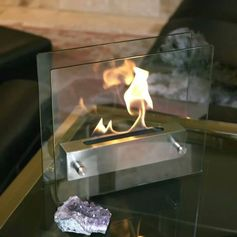 Eco friendly bio fire  https://www.touchofmodern.com/sales/nu-flame--7?special=fbfannuflame_instant_wall=1