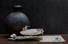Pieces from the Les Mondes de Chaumet High Jewellery collection titled Trésors d'Afrique.